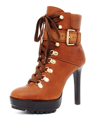 KORS Michael Kors Meridian Boot $395