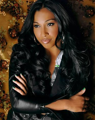 Melanie Fiona good natural hair
