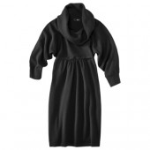 Mossimo Cowl Neck Sweater Dress- $34.99