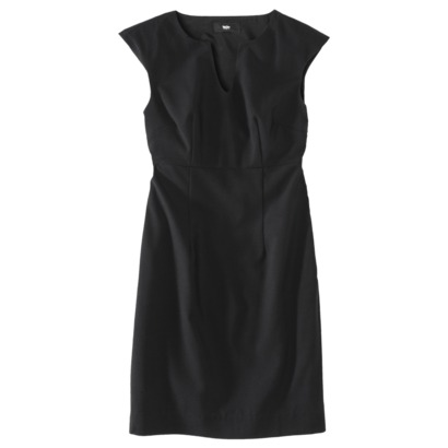 Mossimo Tailored Notch Neck Dress- $34.99