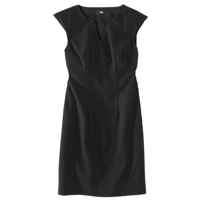 Mossimo Tailored Notch Neck Dress- $34.99