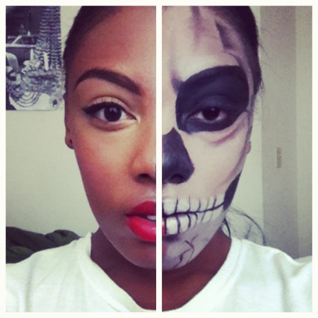 Top 5 Creepy Halloween Make-Up Tutorials