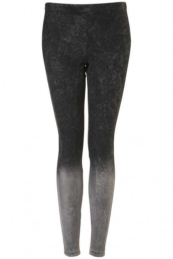 bleach leggings for fall