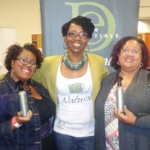 Design Essentials Natural Hair Expert Diane Bailey Lays Foundations at World Natural Hair Show