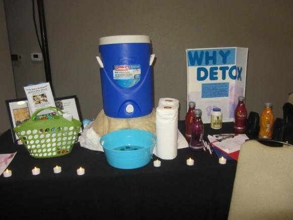 CBWW Expo 2012 Detox