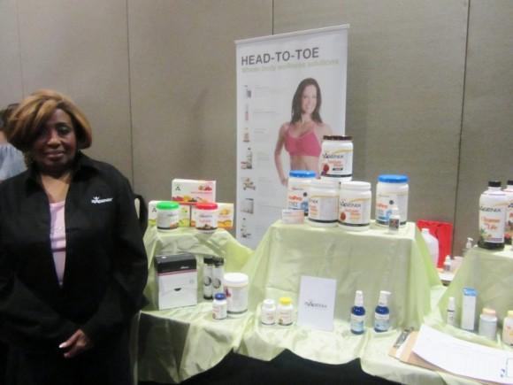 CBWW Expo 2012 diet