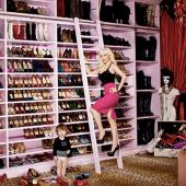 Christina-Aguilera's Closet