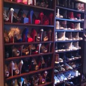 Evelyn Lozada Shoe Closet- Shoe Game Instagram