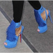 Evelyn Lozada- Shoe Game Instagram