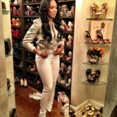 Reality Star Marlo Hampton Closet