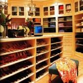 Oprah's closet