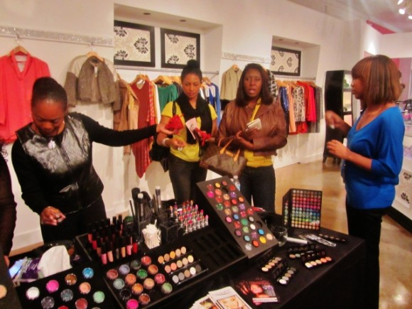 Colour U Sip N Shop at Tags Atlanta