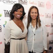 'Sip n' Shop' with Colour U Cosmetics at Kandi Burruss' TAGS Boutique