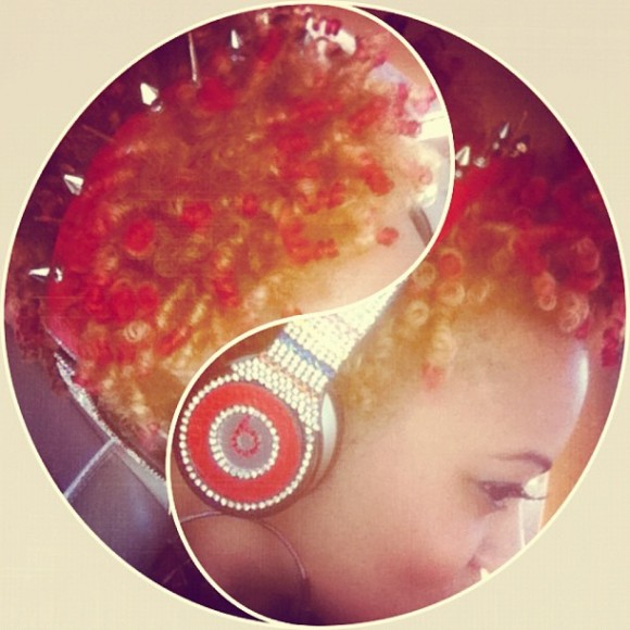 Natural Instagram Beauties- DJ Princess Cut
