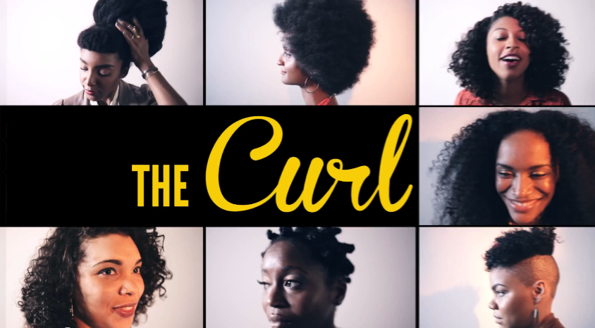 The Curl Presents  The Pompadour