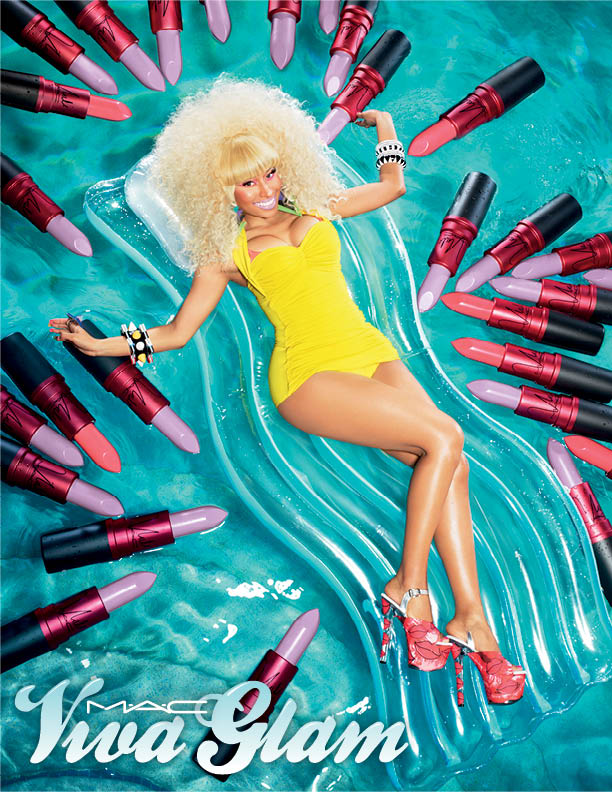Nicki Minaj Viva La Glam Limited edition