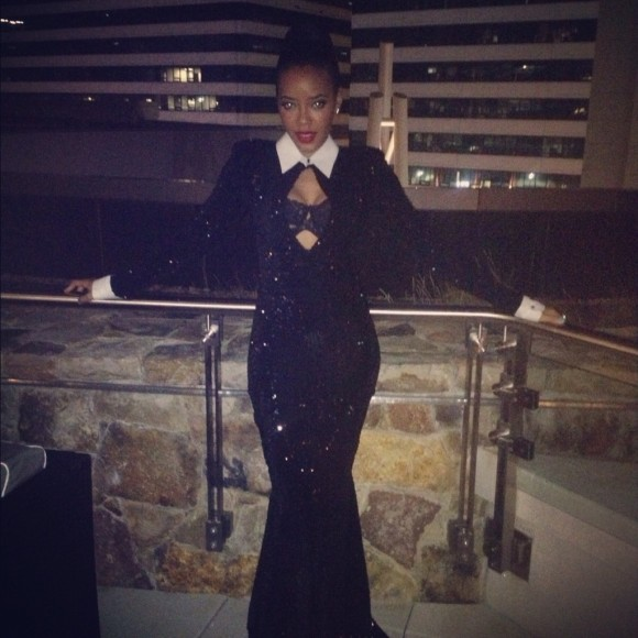 Angela Simmons Celebrity Instagram