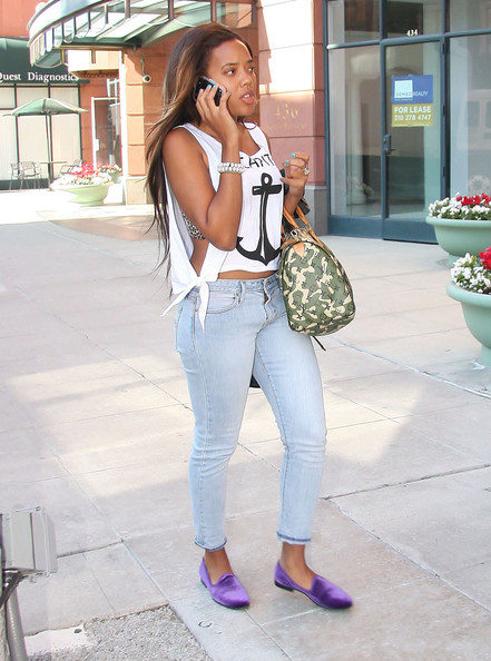Angela Simmons Loafers