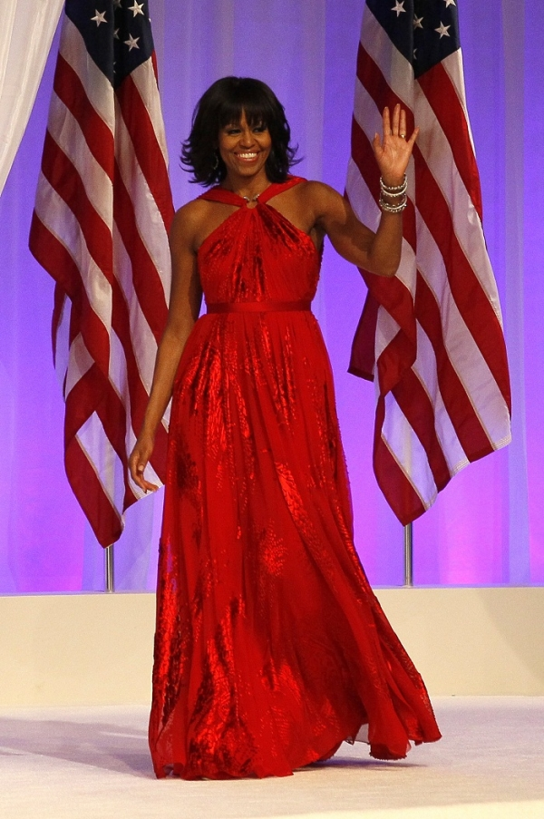 Michelle ObamaTalking Pretty | Talking Pretty