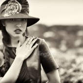 Karreuche Tran Rollingout photo shoot