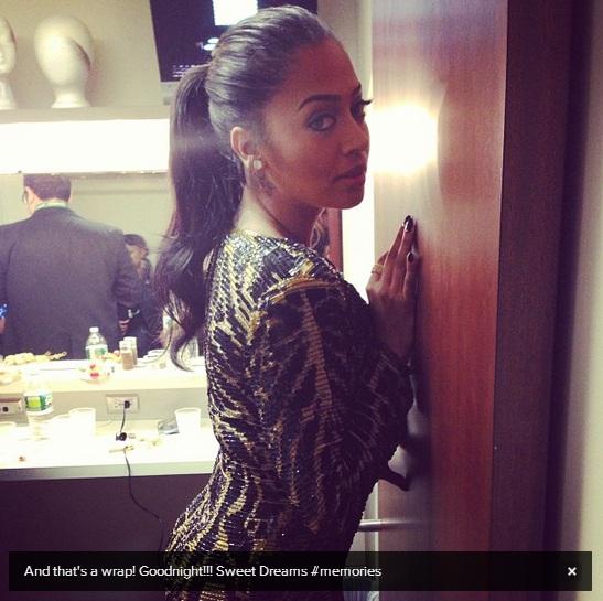 La La Anthony - Celebrity Instagram