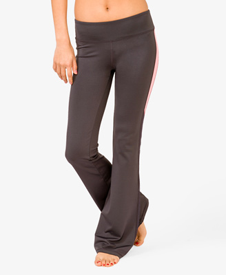 Mesh Paneled Athletic Pants - 24.80