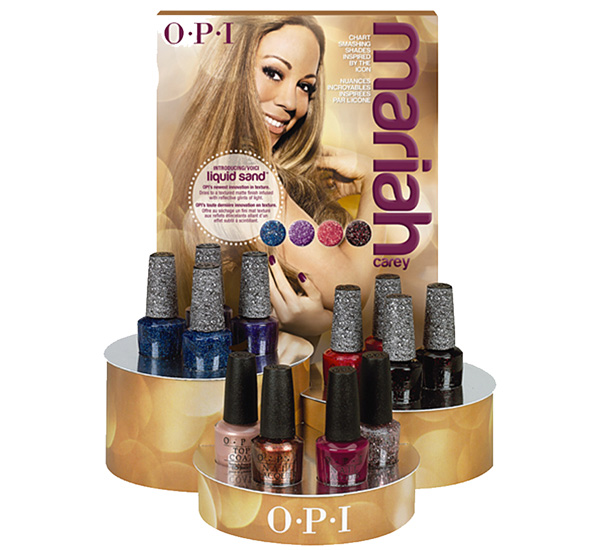 OPI Mariah Carey Liquid Sand