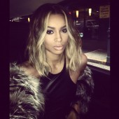 Ciara Celebrity Instagram