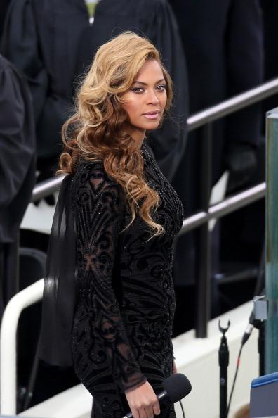 Inauguration_Beyonce