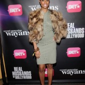 BET's New York Premiere Of Real Husbands of Hollywood and Second Generation Wayans