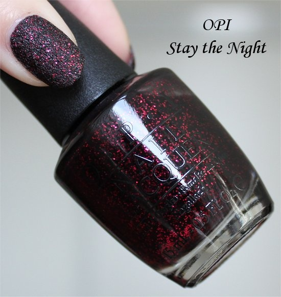 Opi Stay The Night OPI Introduces the Mar...