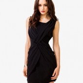 Crisscross Sheath Dress $29.80 - Forever 21