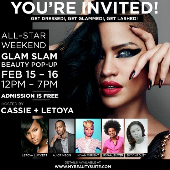 Cassie all star weekend