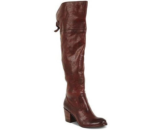 Frye - Lucinda slouch over-the knee boot $428.00-Macy's