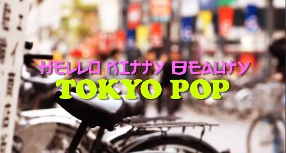 Hello Kitty tokyo pop