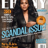 Kerry Washington for Ebony Magazine March 2013 – Scandalous!