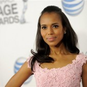 Get Her Hair: Kerry Washington at 44th Image Awards