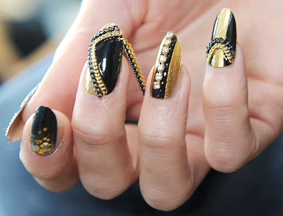 Kithe Brewster Fall 2013 nails