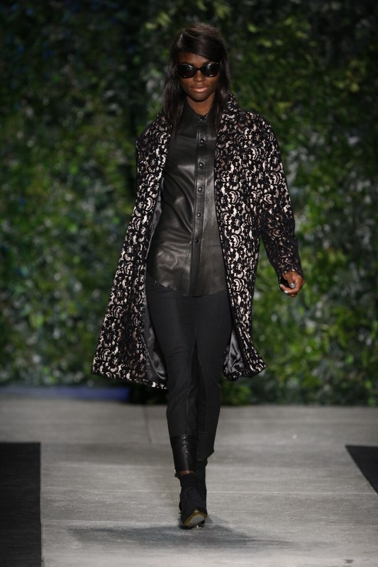 Tracy Reese Fall 2013 NYFW