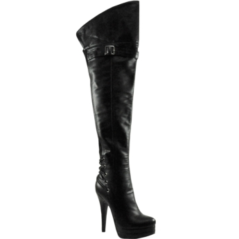 Vixon 2 Over the Knee Platform boot $99.99, Bakers