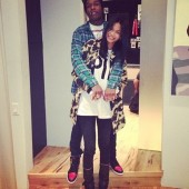 New Couple Alert: Chanel Iman &amp; A$AP Rocky?!