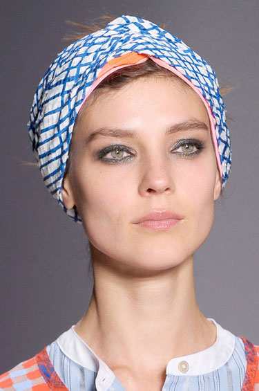 Accessories 2 - Spring 2013 Hair Trends
