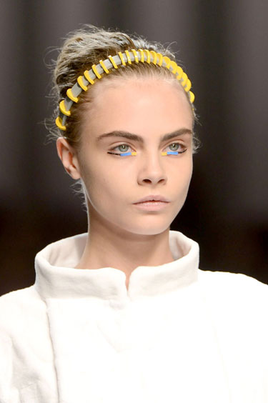 Accessories - Spring 2013 Hair Trends