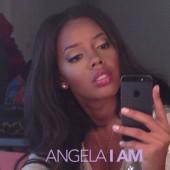 Angela I Am lips