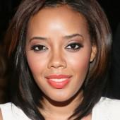 Angela Simmons lips