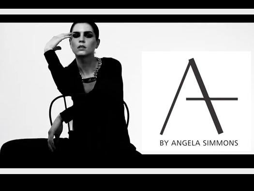 Angela by Angela Simmons cover