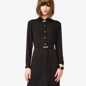 Belted Chiffon Shirtdress 22.80 - Forever 21