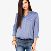 Chanbray Shirt - $17.80 - Forever 21