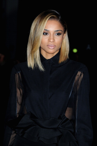 Ciara blonde hair