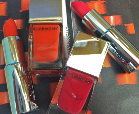 Givenchy's Le Rouge line brings Matte to Spring lips and nail trends